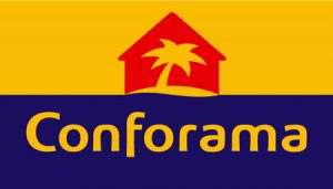 Logo Conforama - Quadri copier