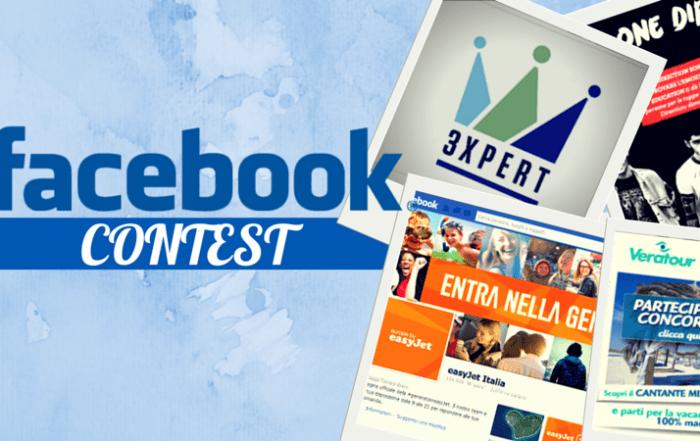 Facebook contest Max Marketing regole