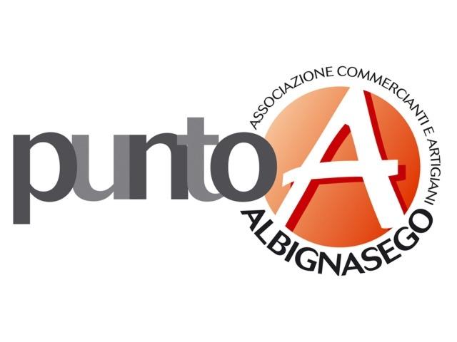 Punto A Associazione Commerciante e Artigiani Albignasego Logo