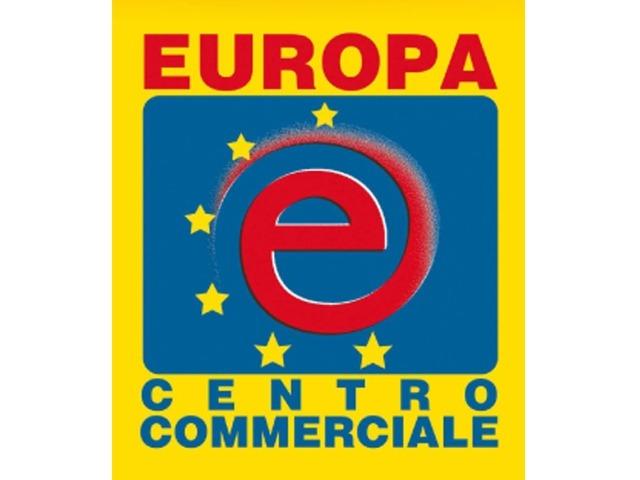 Centro Commerciale Europa Logo