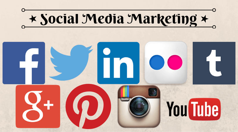 Social Media Marketing di Max Marketing