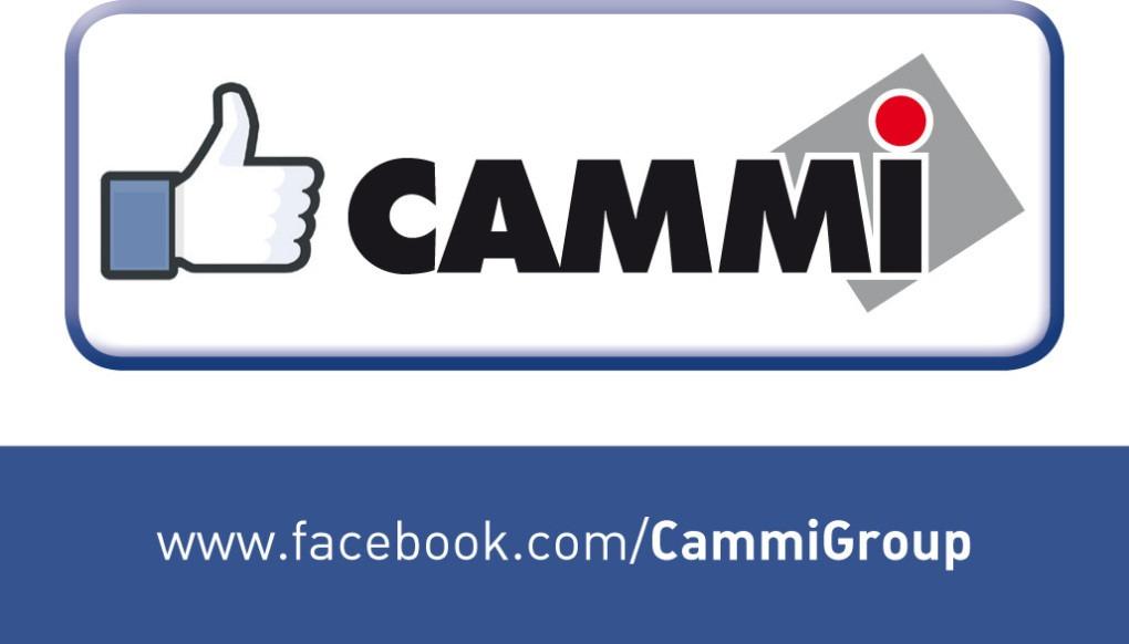 Cammi Group Facebook Social Madia BRescia