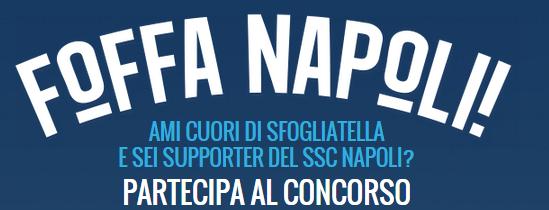 Concorso a premi Foffa Napoli