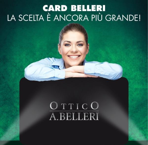 Ottica Belleri Fidelity Card