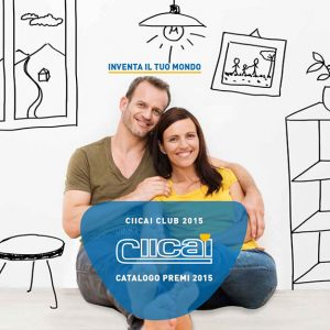 Catalogo a premi CIICAI CLUB 2015 di Max Marketing