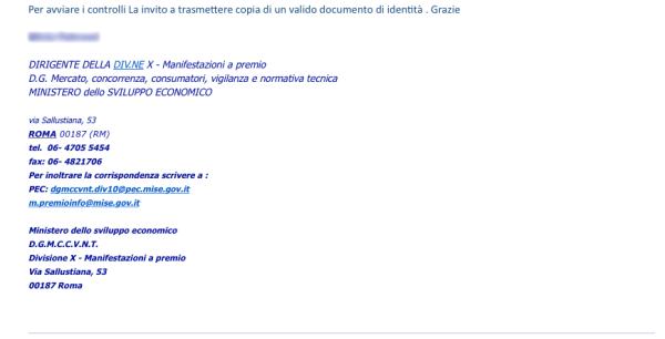 Controlli-Concorsi-Mail-risposta-Segnalazione-Ministero