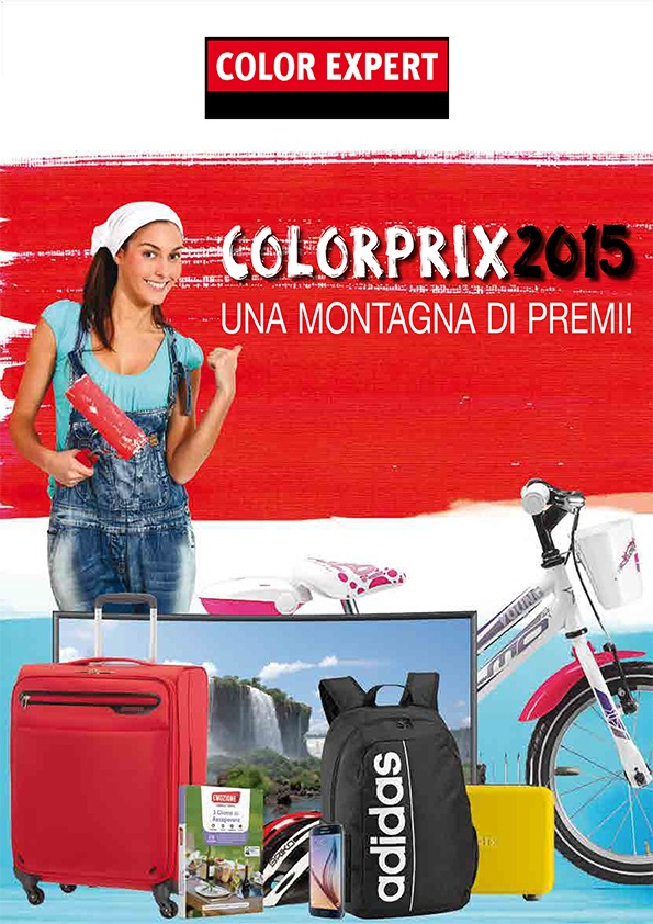Catalogo a premi COLOR PRIX 2015 di Color Expert