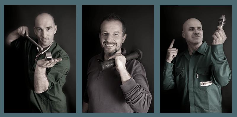 Business Portrait - fotografia di ritratti aziendali
