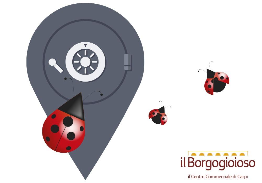 concorso centro commerciale Borgogioioso