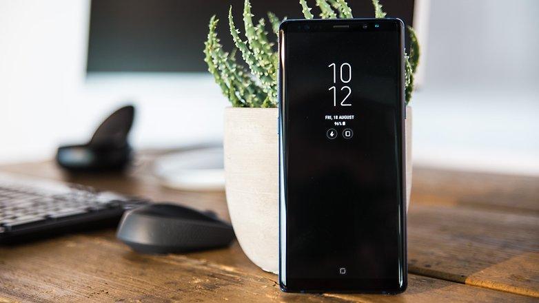 idee premi concorso di Natale - premi - Samsung Galaxy Note 8