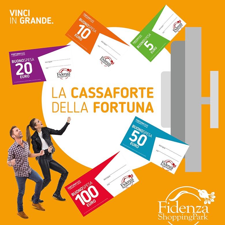 Fidenza Park Cassaforte Della Fortuna