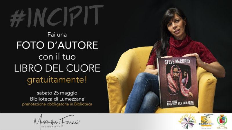 INCIPIT - SHOOTING LIVE Massimiliano Ferrari Fotografo Ritratto Brescia